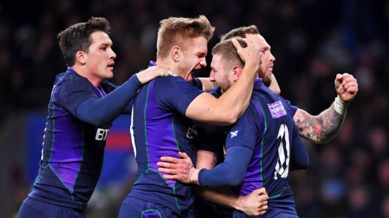 At their best, Scotland are an absolute joy to watch and a horror to play