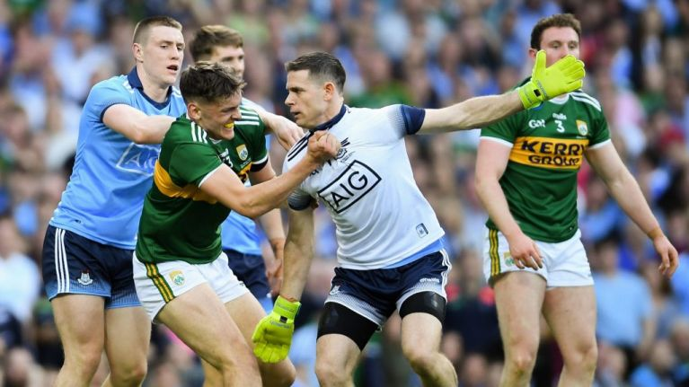 Player ratings as Dublin achieve immortality with win over Kerry
