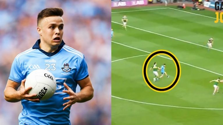 Too busy minding McCaffrey, Kerry left Dublin's lethal weapon with the freedom of Croker