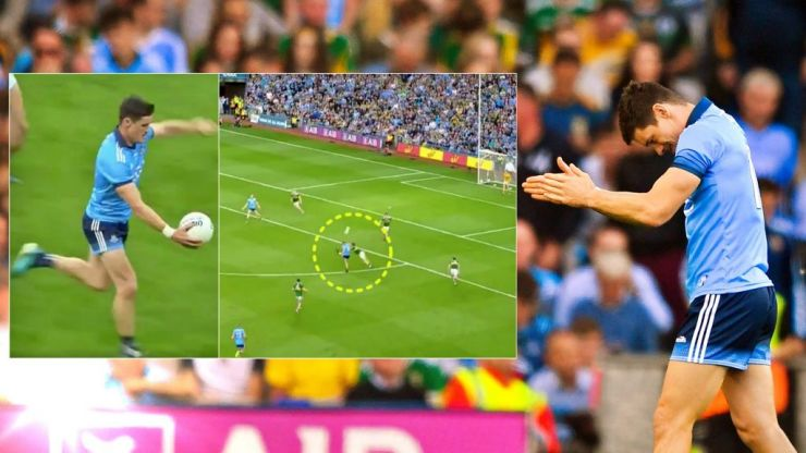 If this is the end for Diarmuid Connolly, there was one more piece of magic to behold