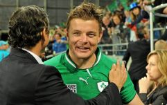 'Get us some ball, give me five minutes and I'll get it done here' - Brian O'Driscoll
