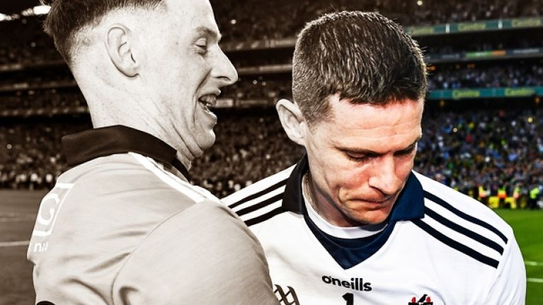 'To be even in that frame of mind, it's unbelievable. That's just the way Cluxton is'