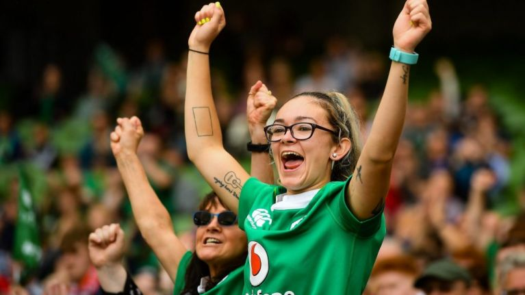 COMPETITION: Win up to €1,500 cash by supporting the Irish Rugby team