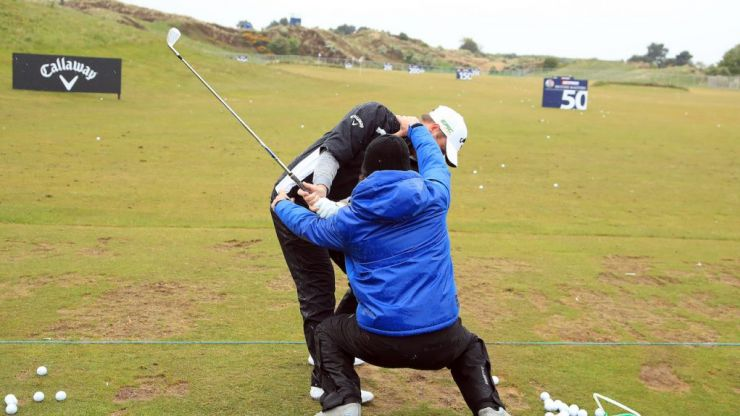 Golf for beginners - three tips to rescue a rookie player