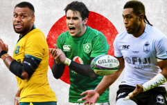 """The guy is just a freak"" - 6 to watch at the Rugby World Cup"