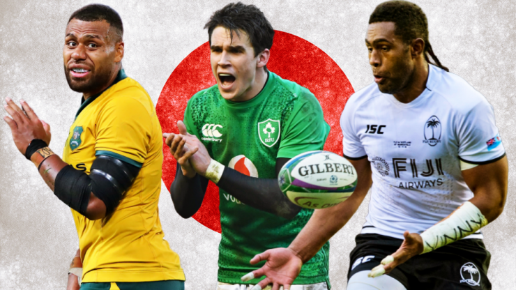 """""""The guy is just a freak"""" - 6 to watch at the Rugby World Cup"""