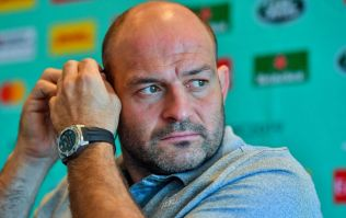 """""""There are very few of us born to inspire solely with our words. It's actions"""" - Rory Best"""