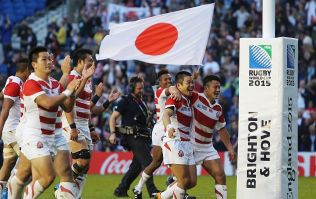 Japan v Russia - Brave Blossoms ready to tame Bears