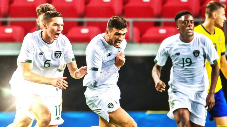 5 class U21s who are in pole position to break into the Ireland team very soon