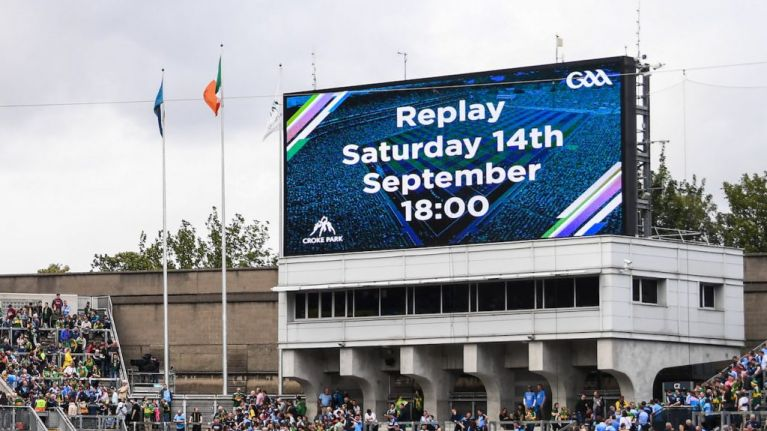 The All-Ireland football final was watched in 170 countries outside of Ireland