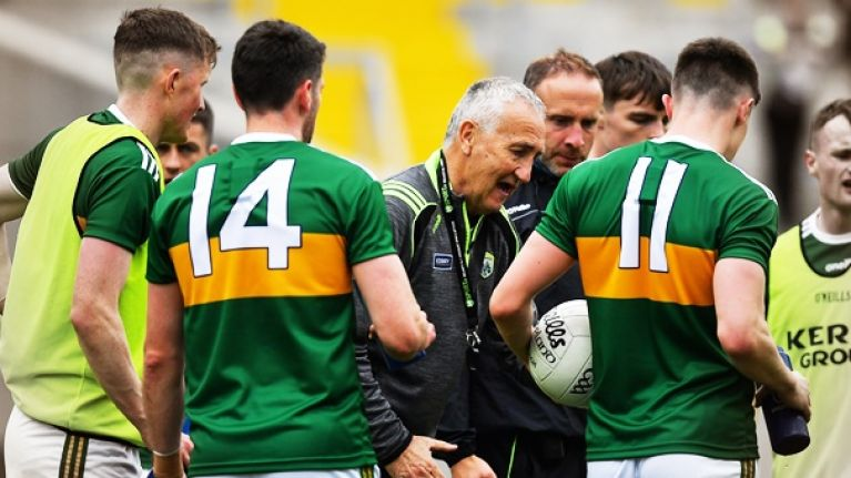 The gem in Kerry camp who will have learned loads from the draw