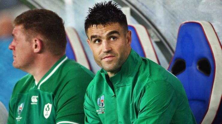 Rumours of Conor Murray's demise prove greatly exaggerated