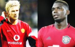 """""""It's always happened to someone at Man United, you feel a bit sorry for him"""""""