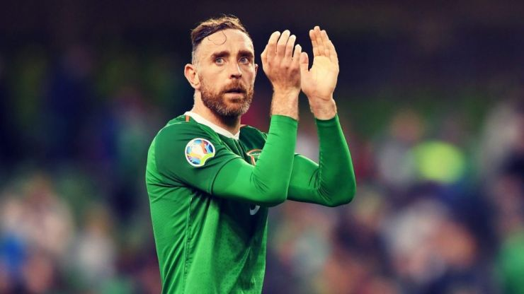 Richard Keogh sacked by Derby following car crash injuries