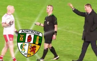 Free kicks worth it for bringing Antrim semi-final to places that have no reason to care