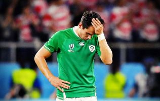 Joe Schmidt backs Joey Carbery decision to kick ball dead