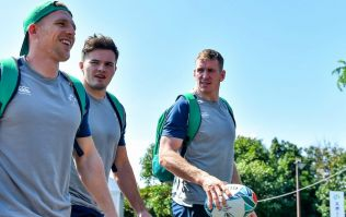 Chris Farrell out of Russia game as Jordi Murphy flies out to Japan