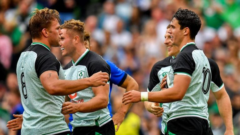 Ireland XV that should face Russia and restore some battered pride