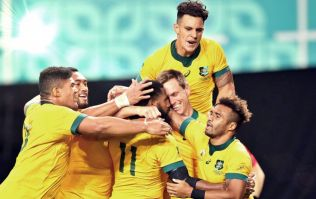 Wallabies blaze in early contender for World Cup's best try