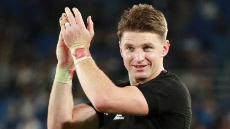 Beauden Barrett the inspiration as All Blacks put World Cup on notice
