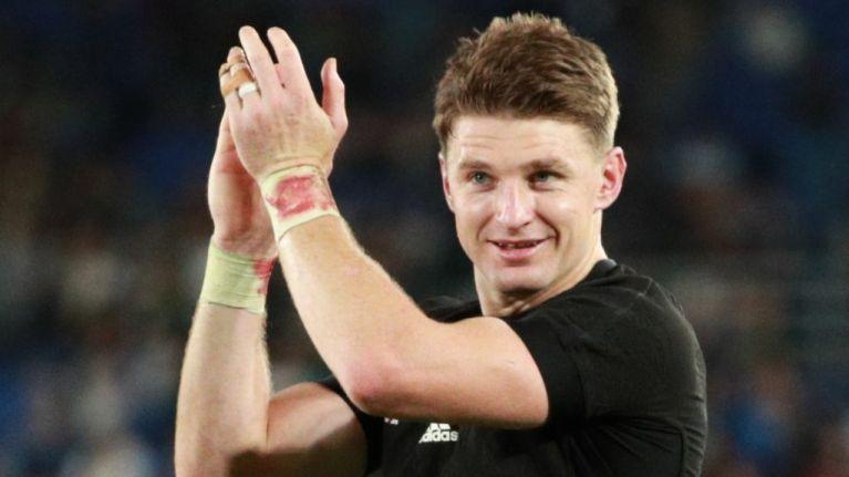 Beauden Barrett the inspiration as All Blacks put World Cup on notice