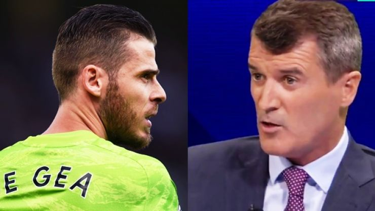 Roy Keane 'always had question marks' about David De Gea