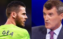Roy Keane 'always had question marks' about David De Gea