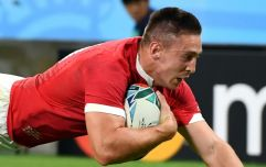 Liam Williams inspires Welsh past Georgian side who never threw in the towel