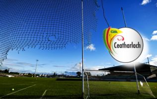 Carlow club put in unfair position on one of their biggest ever weeks