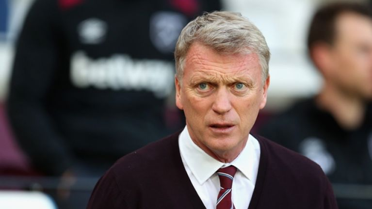 David Moyes to be offered route back into management by Stoke City