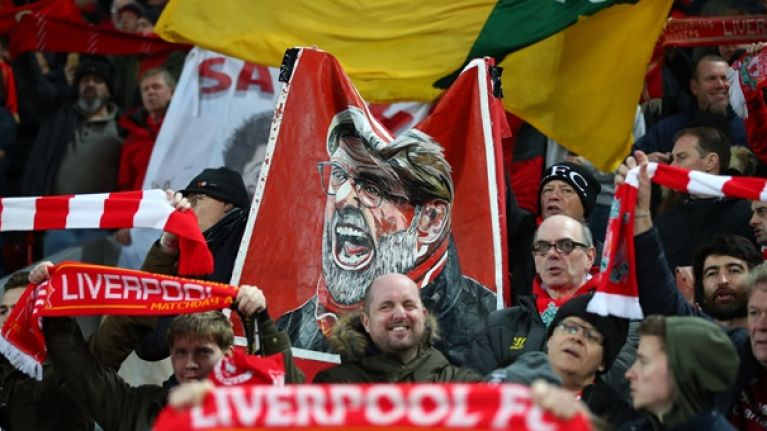 Police launch investigation after Liverpool fans were hit by coins