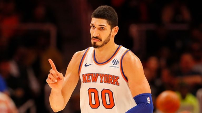 New York Knick to miss London trip over assassination fears