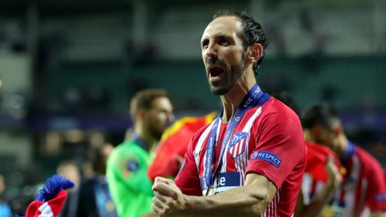 Diego Godin set to leave Atletico Madrid after agreeing 'exit' deal