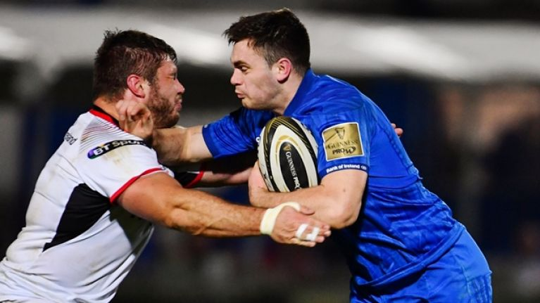 Conor O'Brien stars as Leinster dismiss ragged Ulster collection