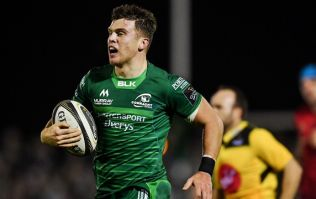 Tom Farrell shows undoubted Test match class against Munster