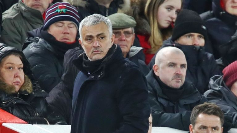 Jose Mourinho rejects chance to manage his former club