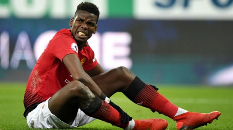 Man United clarify Paul Pogba's absence from Dubai training camp