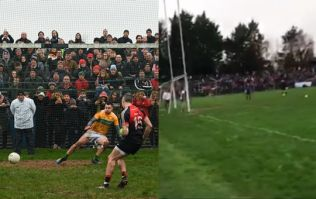 WATCH: Scenes in Carrick on Shannon as Mayo Leitrim goes to penalties