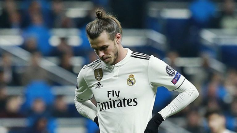 Gareth Bale given cruel nickname by Spanish press after latest injury setback
