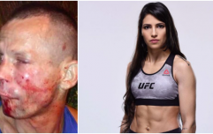 Man finds out it's a terrible idea to attempt to rob a UFC fighter