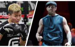 Conor McGregor demands mixed martial arts exhibition bout against Tenshin Nasukawa