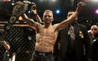 Shredded TJ Dillashaw responds to concerns about weight