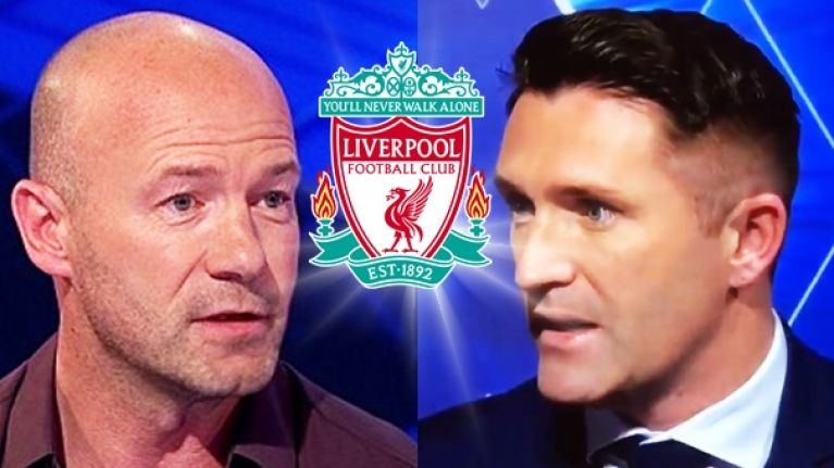 Robbie Keane and Alan Shearer very critical of Sturridge and Origi on BBC