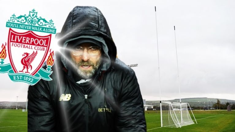 Jurgen Klopp pulls out classic GAA excuse after Liverpool's loss to Wolves