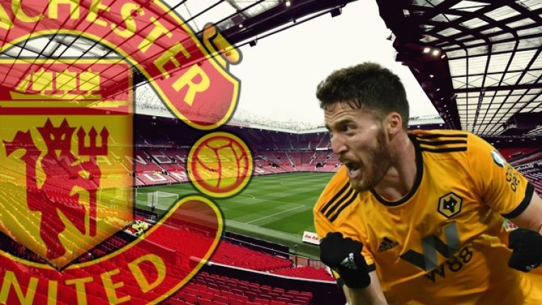 Matt Doherty could be the solution to Man United's problem position