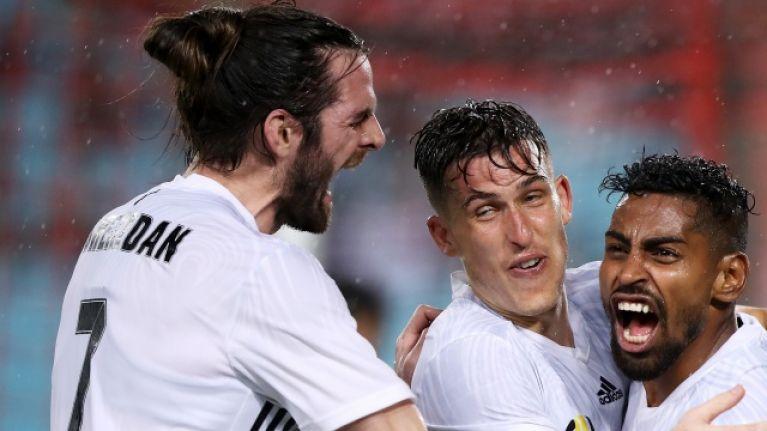 Cillian Sheridan wows Wellington fans on debut for A-League side
