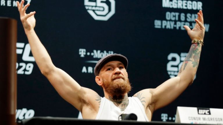Conor McGregor hits back at Tristar coach for comments about Holloway rematch
