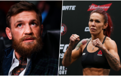 Cris Cyborg echoes Conor McGregor's exhibition request