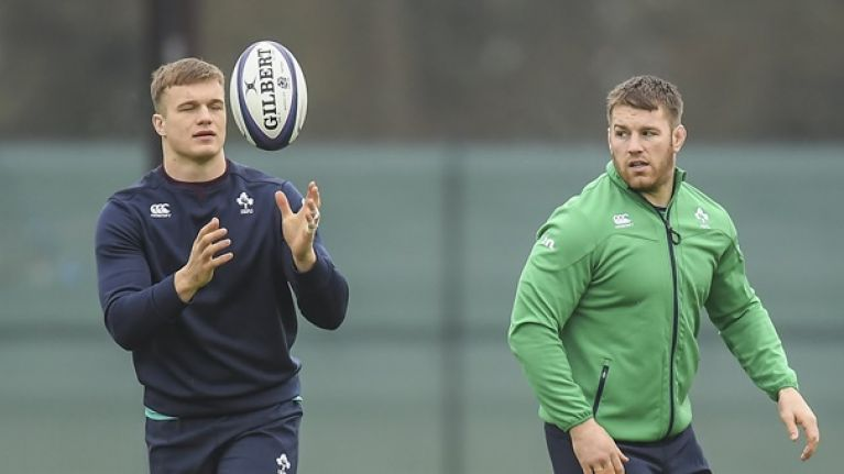 Shane Jennings and David Wallace pick Ireland's best backrow