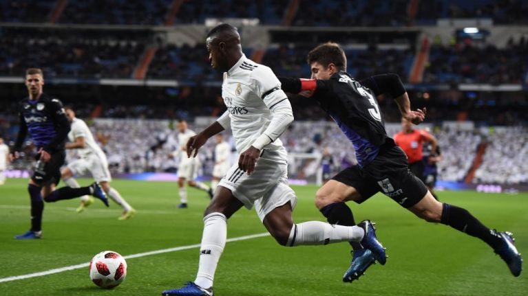Real Madrid break 10-year record low attendance for second